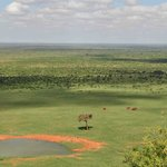 tsavo east (view from voi safari lodge)
