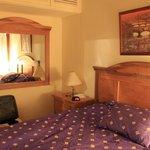 comodas habitaciones