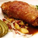Crispy Pork Knuckle