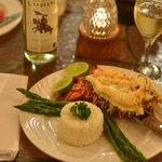Lobster Dinner at Baci