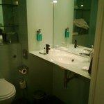 Bathroom in standard room