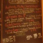 everyday lunch menu