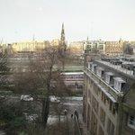Vista desde la habitacion 306