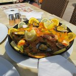 The best Paella