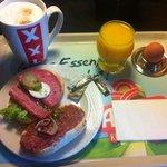 beim inkl. Frühstück drauf achten die XXL Getränke zu nehmen!!!