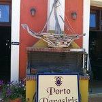 "Taverna Porto Parasiris ""art by Giorgos"""