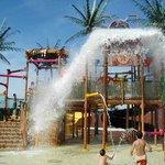 Tahiti Treehouse soaking