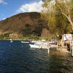 Casa Rosa & docks