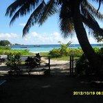 Passaggio diretto GH-spiaggia :-)