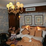 Our Cool Room on New Years Eve