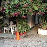 Los Lirios restaurant