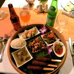 Try the Khmer Feast at La Residence d'Angkor ... spectacularly delicious