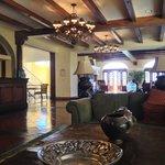 Costa Rica Marriott interior - elegant lobby area