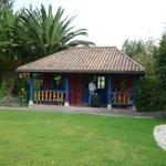 Cabin, Veranda