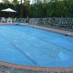 Pool, Spa Area