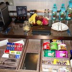 Mini Bar (Premier Harbour View Suite)