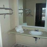 Bathroom Vanity Room 201
