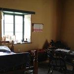 Ranch Admin room