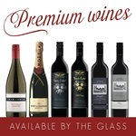 Premium Wines by the Glass