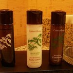 Quality  bathroom amenities