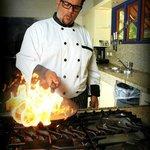 Our Chef, Gabriel Ayala