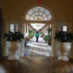 Nice Long hallway