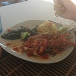 Mmmmm, lobster. Best we ever had.