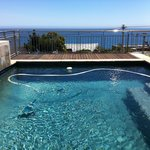 The Pool and view