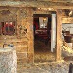 Over 400 years old 'alpine hut'