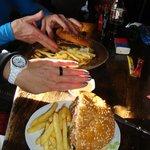 Olymp Burger is a handfull !!!