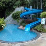 Water Slide Main Pool