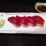 Good food sashimi ahi tuna. Best ever