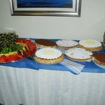 Hotel_Astra buffet dolci