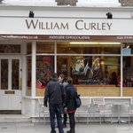 William Curley chocolates shop
