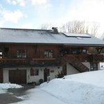 The Chalet (old side left, new side right)