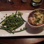 Shepherds Pie from fixed price lunch menu £6.50