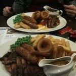 Yummy Mixed Grills