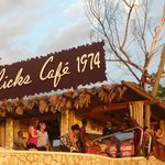Ricks Cafe  -  rated one of the 10 must see bars of the world!