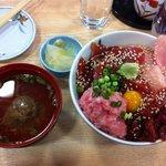 Lovely tuna don!!