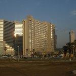 Hotel Building frmoSeaside