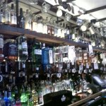Fantastic Bar {80 + Scottish Whisky & Great Local Real Ale's}
