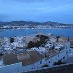 Ibiza desde la muralla