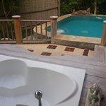 piscina, villa hideaway
