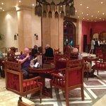 Lobby cocktail bar