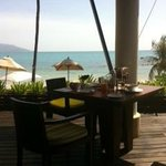 Melati Beach Side Restaurant