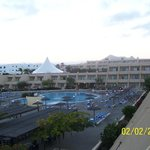 view from room 446