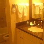 The bathroom, room #207