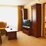 Люкс 34 кв.м , две комнаты