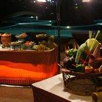 das leckere Thai Buffet