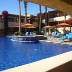 Los Patios Pool Area